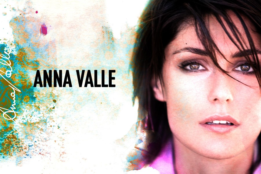 Anna Valle official web site